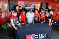 """Derrick Brooks"" Carolina Carports"