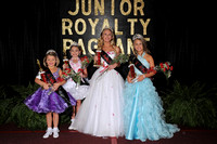 Jr. Royalty Queen's & Court