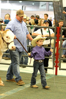 Beef Breed Pee-Wee/Youth Showmanship
