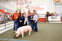 Youth Swine Sale
